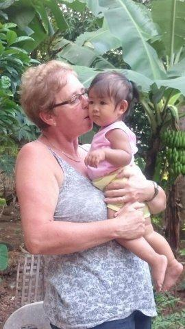 Pomoc konkrétním lidem na Filipínách