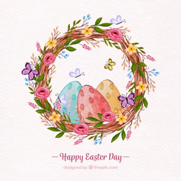 Príjemné Veľkonočné sviatky, veľa zdravia a radosti