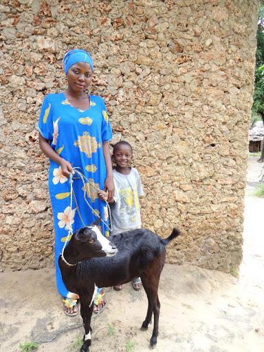 Netradiční dar pro děti a jejich rodiny v Keni