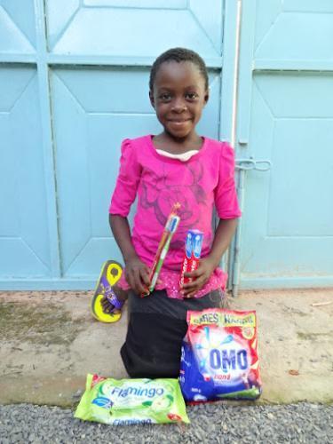 Pomoc holčičce Agnes z Keni, 7 let