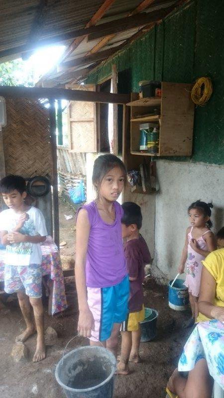 Podpora nadace Mangold na Filipínách