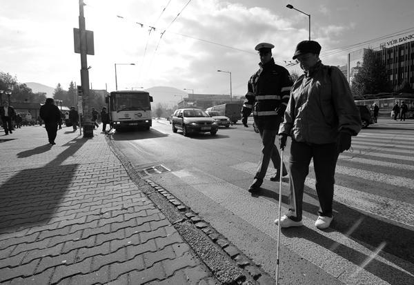 Unie nevidomých a slabozrakých Slovenska