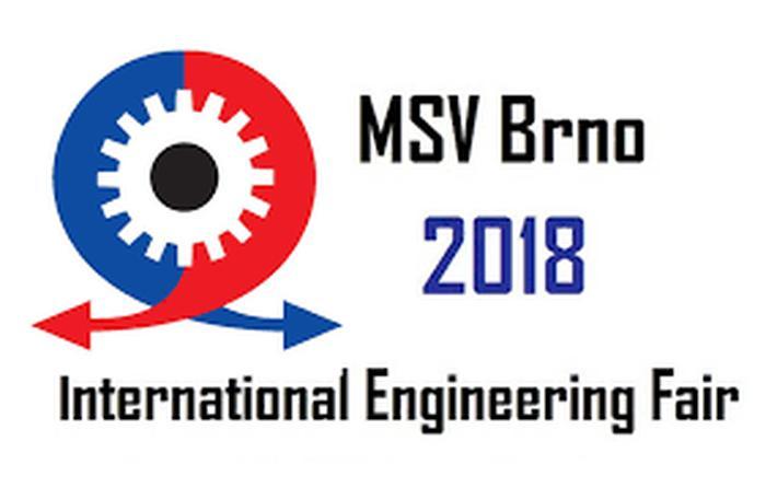 Mezinárodní strojírenský veletrh MSV Brno 2018 již brzy