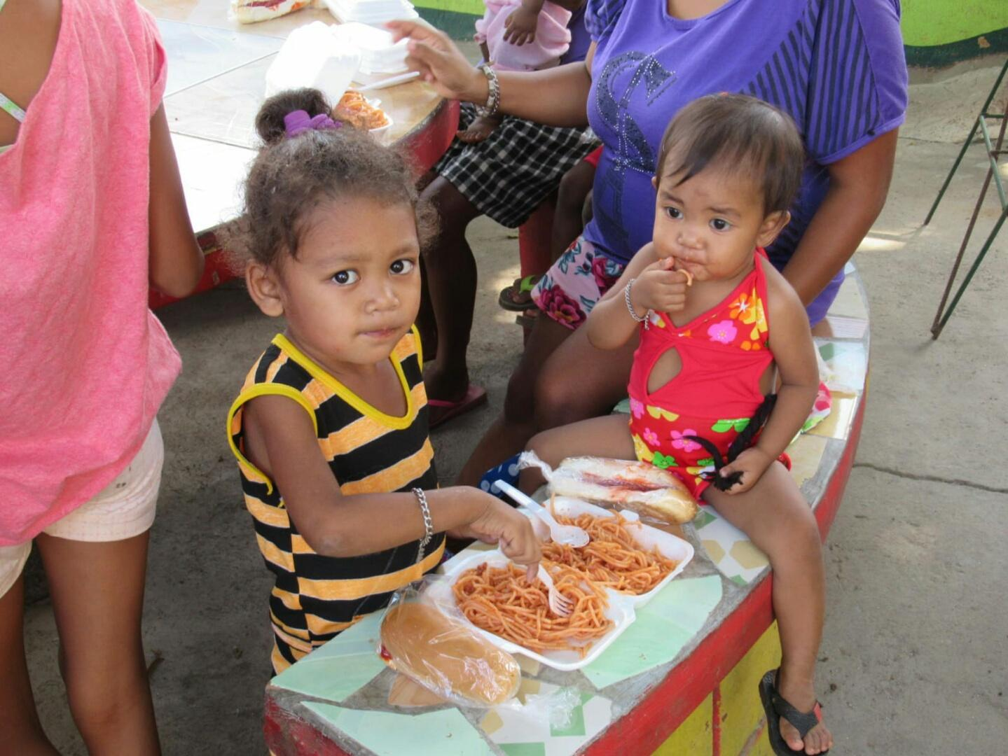 Skvělý den pro původních obyvatel Filipín