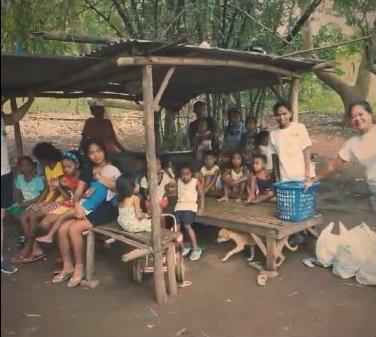 Video Pomoc ľuďom v núdzi v roku 2018