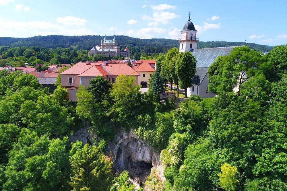 Muzeum pravěku v Bojnicích